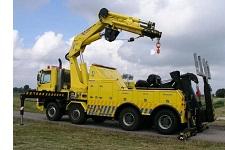 Эвакуатор для грузового транспорта