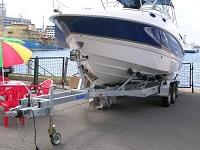 Транспортировка яхт и катеров